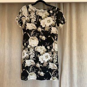 Stussy (Australian Brand) Floral TShirt Dress